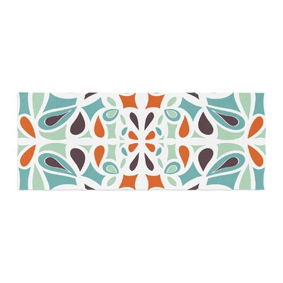 Miranda Mol Stained Glass Bed Runner