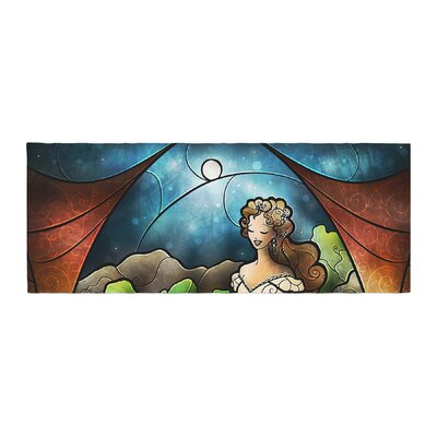 Mandie Manzano Think of Me Princess Bed Runner