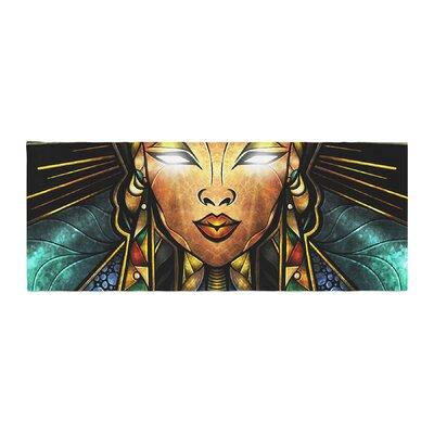 Mandie Manzano Nefertari Bed Runner