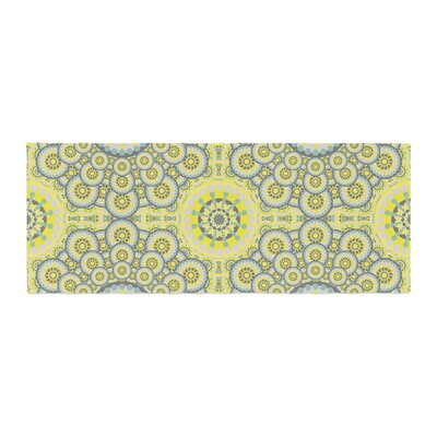 Miranda Mol Multifaceted Flowers Bed Runner
