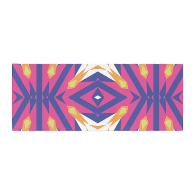 Miranda Mol Tulip Tribal Bed Runner