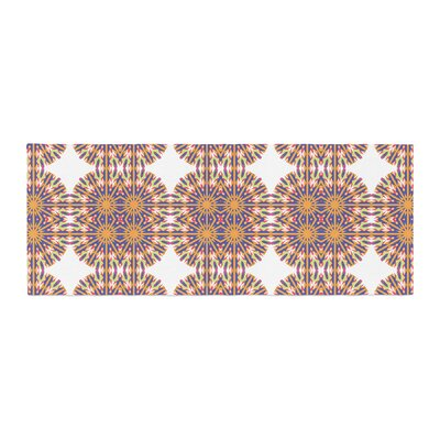 Miranda Mol Ornamental Tiles Bed Runner