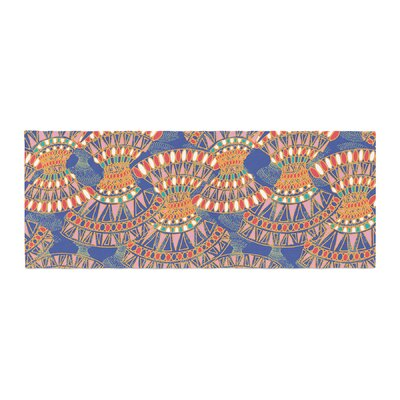 Miranda Mol Energy Abstract Bed Runner