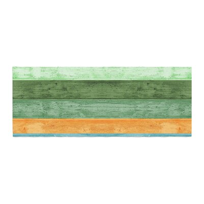 Monika Strigel Beach Wood Bed Runner