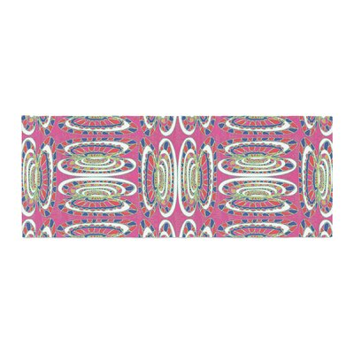 Miranda Mol Bohemian Wild Abstract Bed Runner