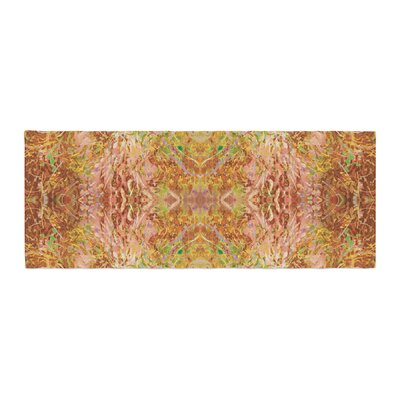 Nikposium Goldenrod II Bed Runner