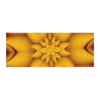 Michael Sussna Citrus Star Bed Runner