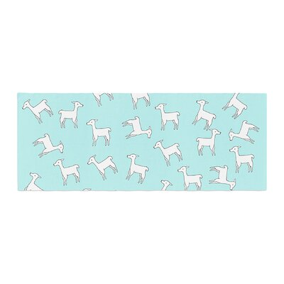 Monika Strigel Baby Llama Multi Bed Runner