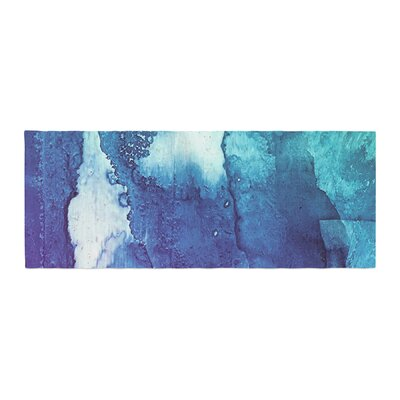 Malia Shields Abstract Series 1 Bed Runner