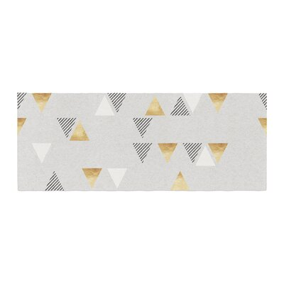 Nick Atkinson Triangle Love Bed Runner