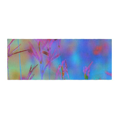Malia Shields Painterly Foliage Series 2 Bed Runner