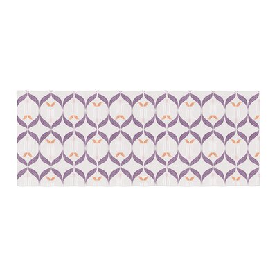 Neelam Kaur Textured Modern Reminisence Bed Runner