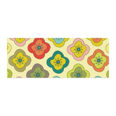 Nicole Ketchum Forest Bloom Bed Runner