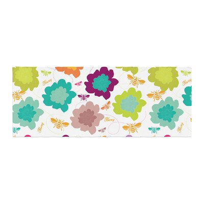 Nicole Ketchum Bee Highway Bed Runner