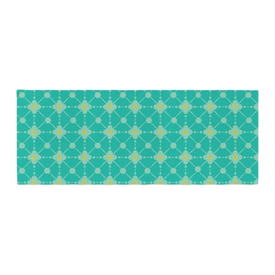 Nicole Ketchum Hive Blooms Bed Runner