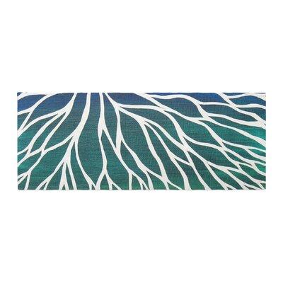 NL Designs Ocean Flower Bed Runner