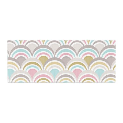 Nicole Ketchum Art Deco Delight Bed Runner