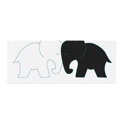 NL Designs Elephant Love Bed Runner