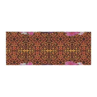 Nina May New Rose Eleo Bed Runner