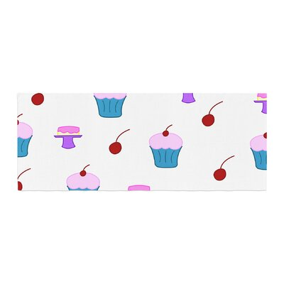 NL Designs Sweet Treats Food Bed Runner