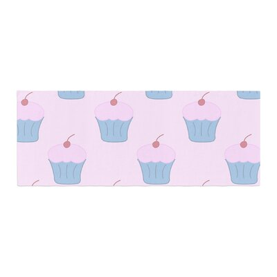NL Designs Cupcakes Bed Runner