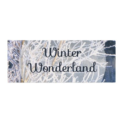 NL Designs Winter Wonderland Bed Runner