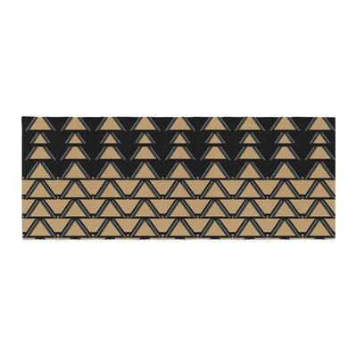 Nina May Deco Angles Bed Runner