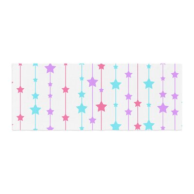NL Designs Stars Pattern Bed Runner