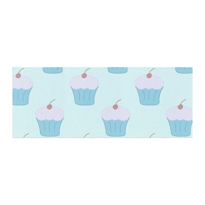 NL Designs Cupcakes Food Bed Runner