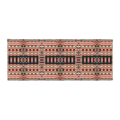 Nina May Deztekka Bed Runner