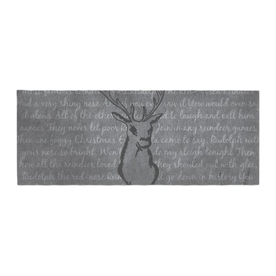 NL Designs Reindeer Bed Runner
