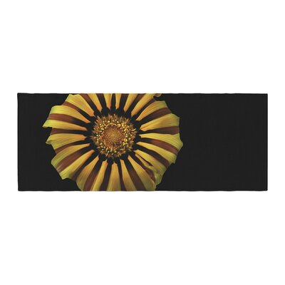 Nick Nareshni Flower Floral Photography Bed Runner