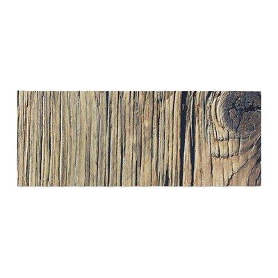 Nick Nareshni Tree Bark Pattern Photography Bed Runner