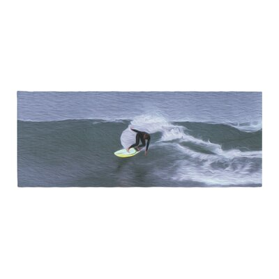 Nick Nareshni Surfers Ride Bed Runner