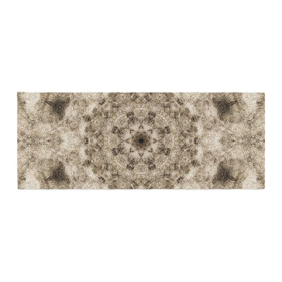 Nick Nareshni Sandy Beach Mandala Pattern Bed Runner