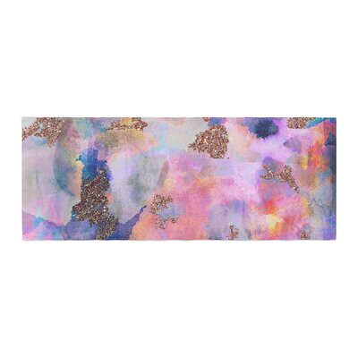 Nikki Strange Sparkle Bed Runner