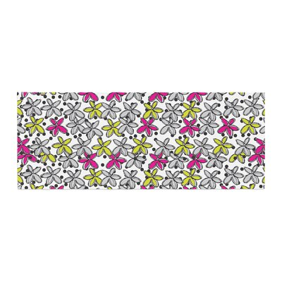 Nandita Singh Floral Spread Bed Runner