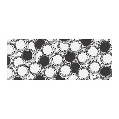 Nandita Singh Beaded Bangles Bed Runner