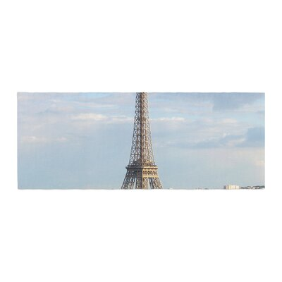 Philip Brown Eiffel Tower Bed Runner