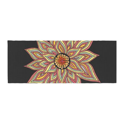 Pom Graphic Design Incandescent Flower Bed Runner
