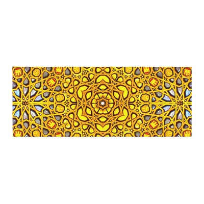 Philip Brown Kaleidoscope Bed Runner