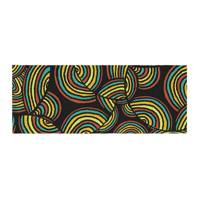Pom Graphic Design Infinite Depth Bed Runner
