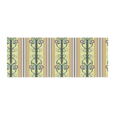 Mydeas Blooming Trellis Bed Runner