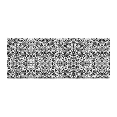 Mydeas Fancy Damask Bed Runner