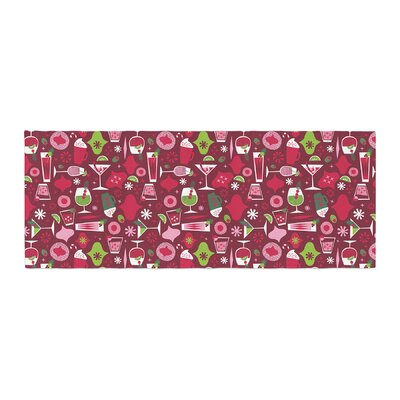 Allison Beilke Holiday Spirits Holiday Bed Runner
