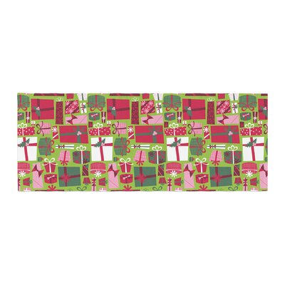 Allison Beilke Prezzies Holiday Bed Runner