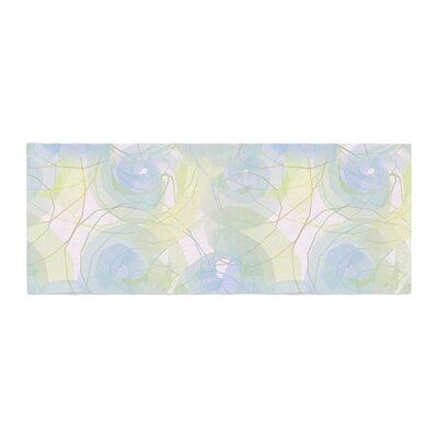 Alison Coxon Paper Flower Bed Runner