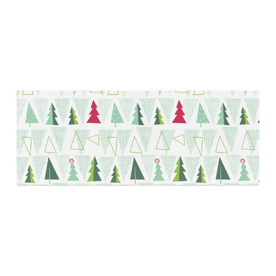 Allison Beilke Pining for Christmas Christmas Holiday Bed Runner
