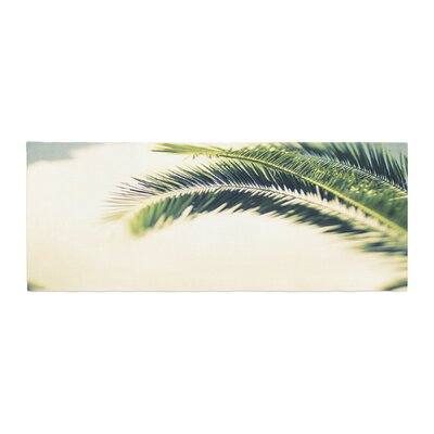 Ann Barnes Summer Breeze Nature Photography Bed Runner