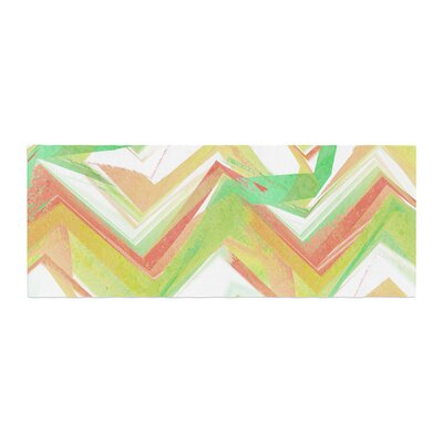 Alison Coxon Summer Party Chevron Bed Runner